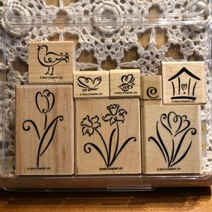 Stampin' Up! « Simply Spring » Stamps Set
